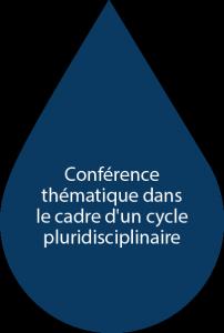 Conférence thématique dans le cadre d'un cycle pluridisciplinaire